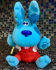 blues clues green puppy plush. TALKING ALL EARS BLUE FISHER PRICE FISHERPRICE BLUES CLUES PUPPY DOG PLUSH MOVES Blues Clues Green Puppy Plush