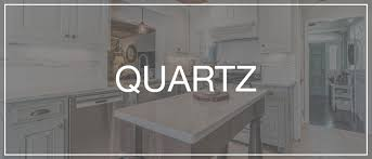 light color quartz countertops with stand alone island