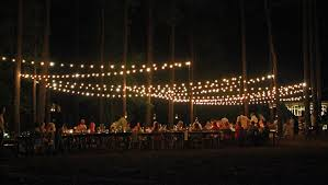 beautiful ritz lighting style. cafe string lighting beautiful ritz style