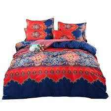 king size bohemian duvet covers style fashion bedding set twin queen king size bohemian duvet cover