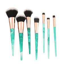 mix color makeup brush kit