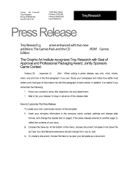 sample press release template 46 press release format templates examples samples template lab