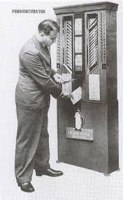 Vending Machine History