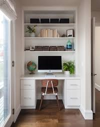 Collection in Built In Desk Ideas For Small Spaces Small Space Office  Design Ideas Home Design