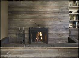 gallery for reclaimed wood fireplace surround
