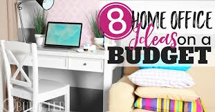 home office on a budget. Delighful Home To Home Office On A Budget E