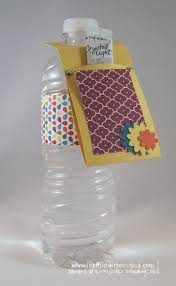 Decorate Water Bottle Craft