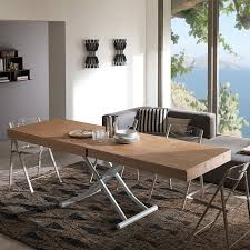 Round Newood Table By Ozzio Italia This Cool Coffee Table Features Gas Lift Mechanism That Raises It To Full Dining Height Stopping At Any Position In Aussieloansinfo Newood Table By Ozzio Italia This Cool Coffee Table Features Gas