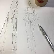 Youtube Fashion Design Sketches