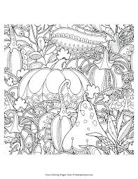 coloring fall coloring pages printable autumn for s crayola leaves