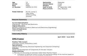 fix my resume free
