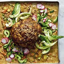 one pot vegan whole roasted cauliflower