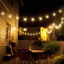 Hanging Garden String Lights Us 19 32 40 Off New Diy Wedding Party Decor Lights Tungsten Wire 25 Family Garden Light Hanging Outdoor String Lights Garden Decor Light 0408 30 In