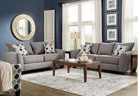 Dark Gray Living Room Furniture Gopellingnet