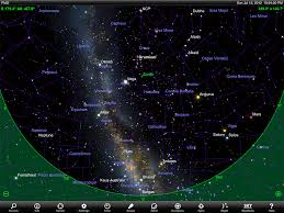 Southern Sky Star Chart Pine Mountain Observatory Pmo Workshop 2012 Sky Charts