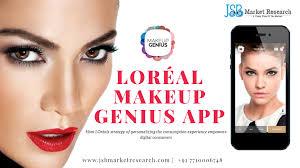 success case study loréal makeup genius app how loréals strategy of personalizing the consumption experience empowers