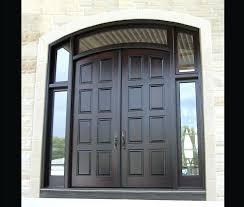 house front doors single door design exterior wood doors with glass front entrance doors custom exterior
