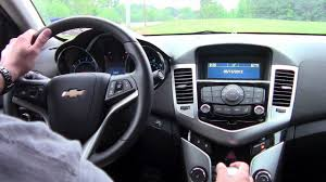 2012 Chevy Cruze Test Drive & Car Review - YouTube