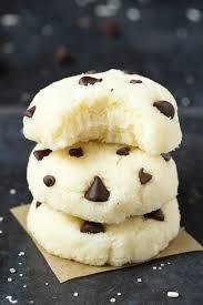 4 ing no bake coconut cookies keto paleo vegan sugar free