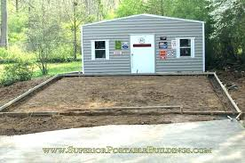 diy concrete slab for shed how to pour a concrete slab for a shed concrete slab diy concrete slab for shed