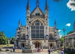 of england is entrenched in history one hour from london most people flock to see the famous 11th century cathedral and king arthur s round table