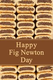 happy fig newton day january 16th