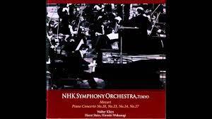 Mozart Pisno Concerto No.20 Klien & Stein - YouTube