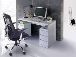 high gloss office furniture. daniele computer desk in white high gloss with storage_2 office furniture l