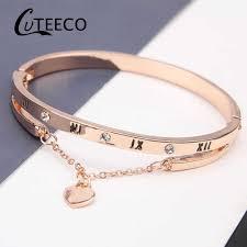 <b>Cuteeco Fashion</b> Women Ring Finger <b>Jewelry</b> Rose Gold /Sliver ...