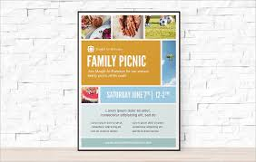 21 Picnic Flyer Templates Word Psd Publisher