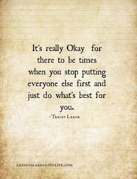Take Care Of Yourself Quotes Extraordinary Learning To Take Care Of Myself FirstLessons Learned In Life