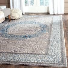 blue and brown rug vintage medallion light grey blue distressed rug blue brown bath rugs