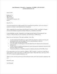 5 Sample Attachment Application Letter Gin Education