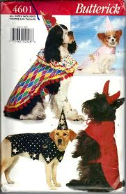 Dog Costume Patterns Impressive Butterick 48 Dog Costume Pattern [48] 4848 The Vintage Cache