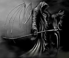 dark grim reaper 1920x1200 wallpaper