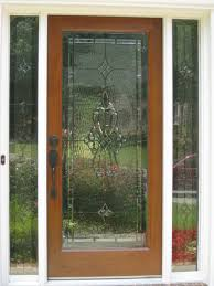whether you want to surround a solid entry door with decorative glass sidelights or transom have a decorative leaded glass in your door with solid glass