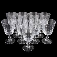 goblet style wine glasses. Beautiful Wine 12 Georgian Style Wine Glasses On Goblet W