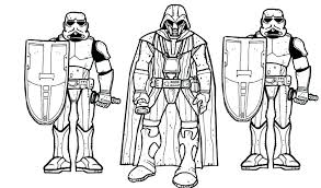 stormtrooper coloring page luxury pages by first order