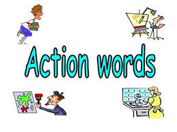 Verb Action Action Words Verbs Authorstream