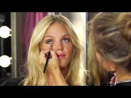 victoria s secret angels get the look of erin heatherton makeup tutorial hd