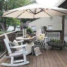 10 ft patio wall mounted umbrella