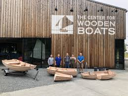 center for wooden boats may 27 june 1 2019
