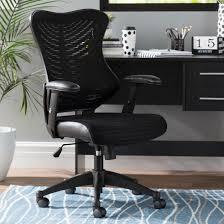 black desk chair. Save To Idea Board Black Desk Chair