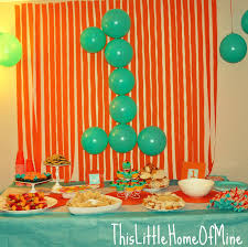 home decor simple 1st birthday decoration ideas at home luxury