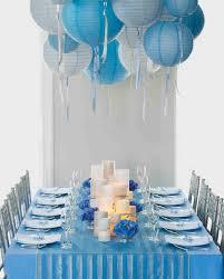 Wedding Colors Blue And Silver Martha Stewart Weddings