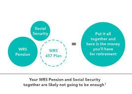 retirement goal planning system 457 deferred compensation plan
