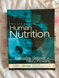Human Nutrition by Catherine Geissler, Hilary Powers (Mixed media product,  2005) for sale online | eBay