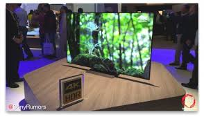 sony 850e. ces 2016 - 4k hdr sony x930d android tv 850e