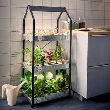 modern practical hydroponic indoor garden kit