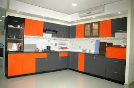 Orange Kitchens Orange Kitchen Decorating Ideas Orange Kitchen Kitchen Design